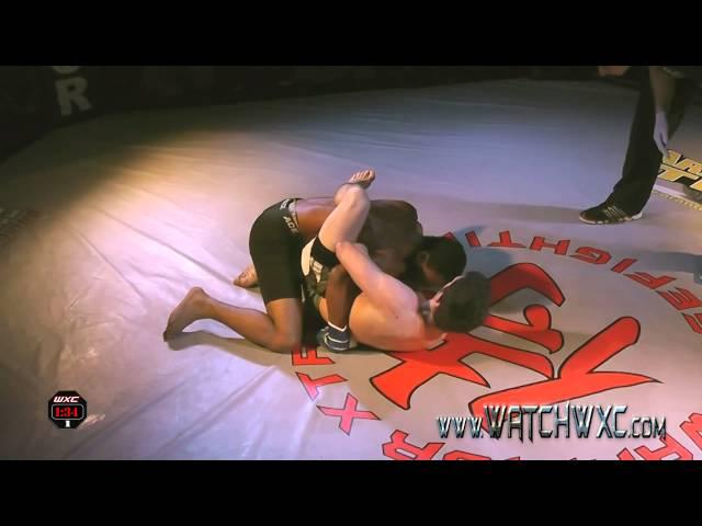 WXC 48 Delayno Kealohapoule vs Jeremiah Powers