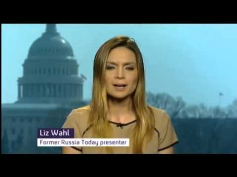 Liz Wahl explains her decision to quit RT to UK Channel 4 News