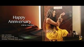 Happy Anniversary by Tanuj Bhatia Starring Tanuka Laghate(Official)