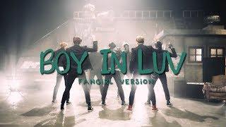 BTS Boy In Luv Fangirl version