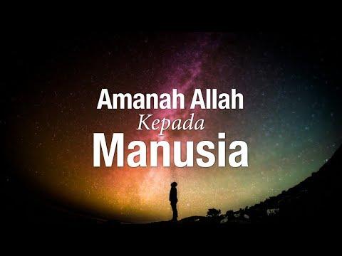 Khutbah Idul Adha: Amanah Allah Kepada Manusia - Ustadz Abu Ihsan Al Maidany, MA.