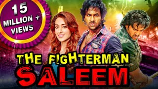 The Fighterman Saleem (Saleem) Telugu Hindi Dubbed Full Movie | Vishnu Manchu, Ileana D' Cruz