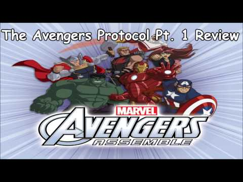 Avengers Assemble Ep. 1 Review