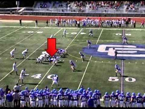 Dylan Roney Sophomore Highlight Film - Class of 2014