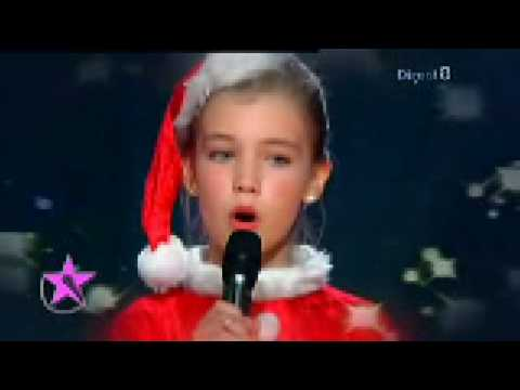 HD - L'école des stars - Madeleine - All I Want For Christmas