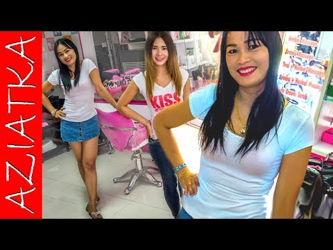 THAI MASSAGE WITH EXTRAS on Soi Honey in Pattaya | Thailand 2018
