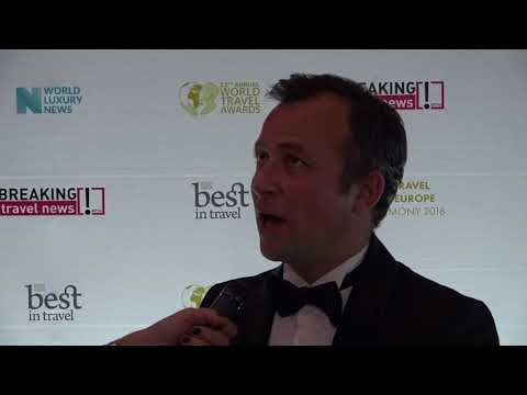 Thomas Bourdois, general manager, InterContinental Bordeaux - Le Grand Hotel