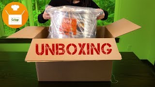 Imusa Steamer Unboxing