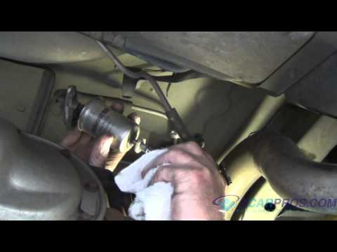 2006 Chevy Cobalt Fuel Filter Replacement 2006 Free