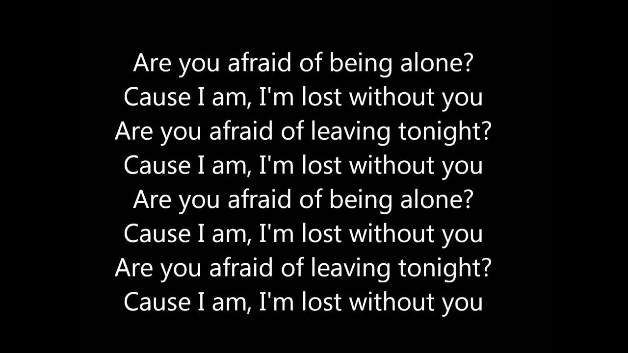 Bink 182 lyrics