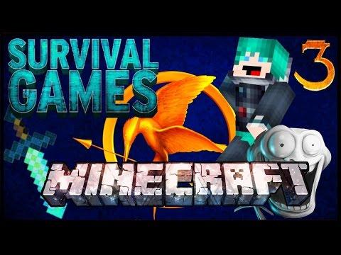 Minecraft Hunger Games :YOLO SuperHero Poop Man :D episode 4