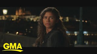 Zendaya on her new 'Spider-Man' role l GMA