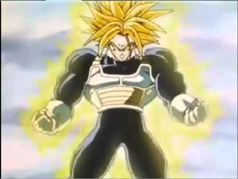 Dragonball Z Ssj Amv - Wake Me Up Inside - Evanescence video