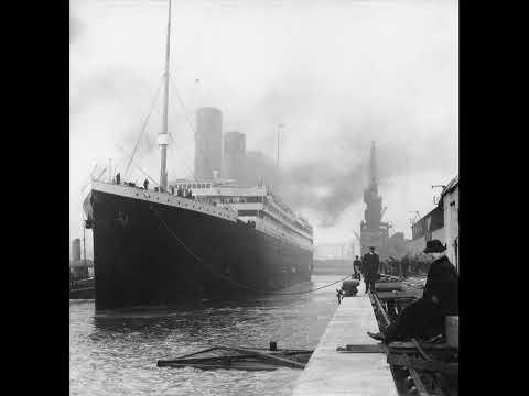 100 años del Titanic - Homenaje