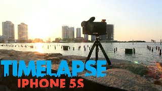 iPhone Camera Tips : Time Lapse Video Iphone 5s IOS 11 Beta