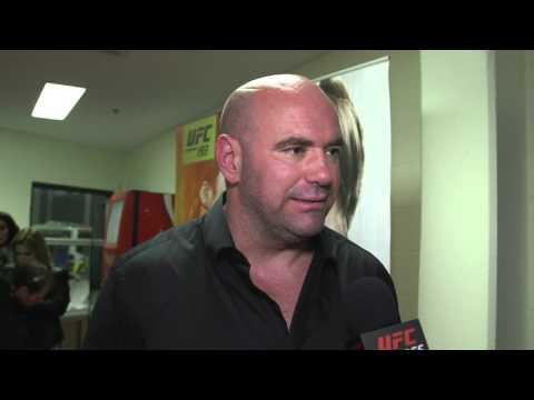 UFC 193: Dana White Event Recap
