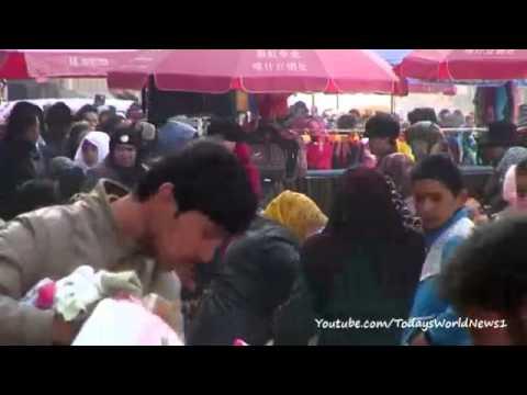 Attack kills 31 in China's Xinjiang region