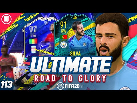 TOTY IN A PACK!!!!!!! ULTIMATE RTG #113 - FIFA 20 Ultimate Team Road to Glory