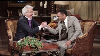 Man Of God Tamrat Tarekegn With Pastor Benny Hinn