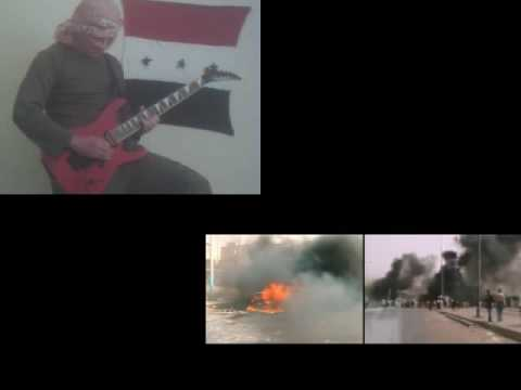 Stress (Metal instrumental about Iraq war by Mesopotamica)