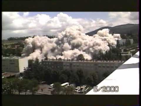 27 mai 2000 d molition de la muraille de chine st etienne youtube - Kartell saint etienne ...