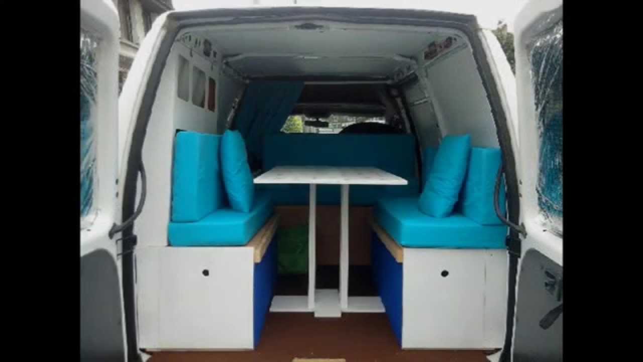 Amnagement Fiat SCUDO En Camping Car Version Franaise