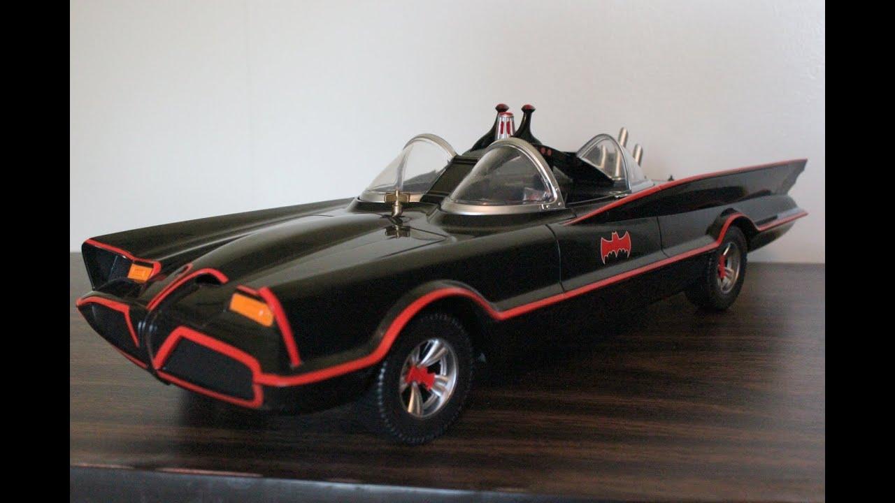 Mattel classic tv batman batmobile toys r us exclusive for Bureau cars toys r us