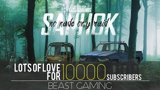 Full Rushing Gameplay | PUBG Mobile Live | GodL BeAst Gaming