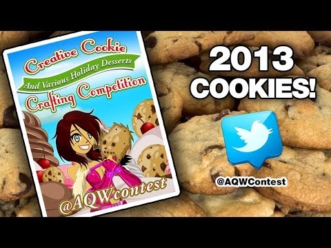 AQWorlds Cookie Contest 2013