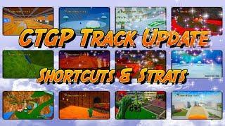 Mario Kart Wii | New CTGP Tracks Shortcuts & Strats