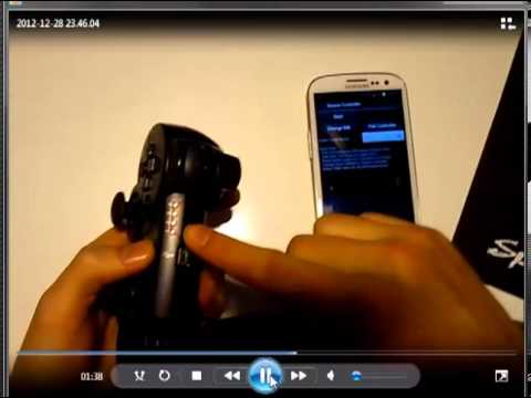 PS3 Controller mit Samsung Galaxy S3 verbinden [How To]