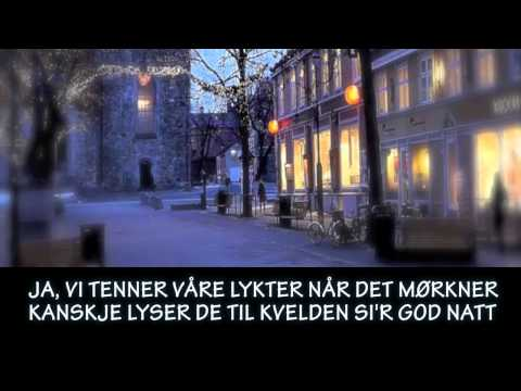 Hanne Krogh - Vi Tenner Våre Lykter