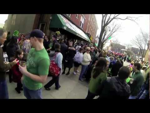 Tarrytown NY St. Patricks Day Parade 2013