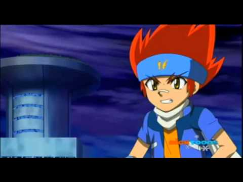 Beyblade Metal Fusion - Gingka Vs Ryuga Round 3 Part 2 2 video