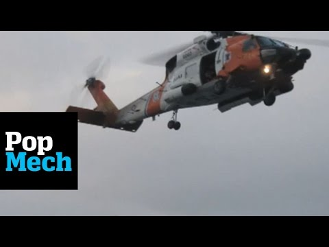 Coast Guard's Alaska Ranger Rescue