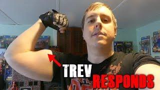 The Walking Dead & TrevsChan2 are Dead? Trev Responds!