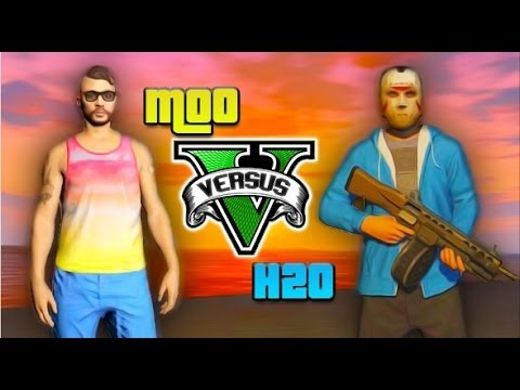 GTA 5 Fun - Moo vs Delirious   H20 Delirious Gta 5 Character