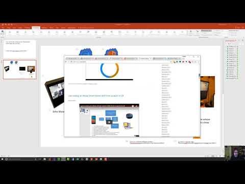 Screencast: Your computer screen as an Alexa Smart Home Security Camera