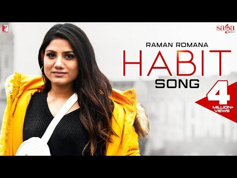 Habit | Raman Romana | The Boss | Shivjot | Official Video | New Punjabi Song 2020