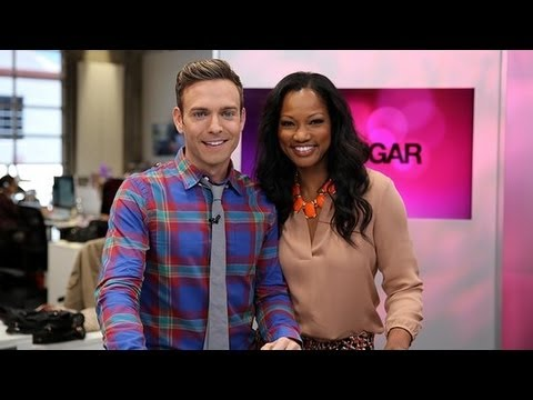 White House Down Star Garcelle Beauvais on When She Met Channing Tatum! | POPSUGAR News
