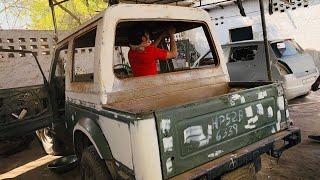My Gypsy Is Going Through Rust Removal Process | Subscriber's Gypsy In Mint Condition
