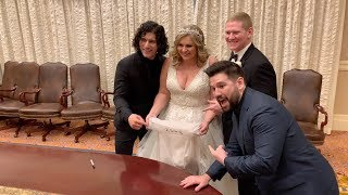 Dan + Shay - Wedding Surprise (Orlando, FL)