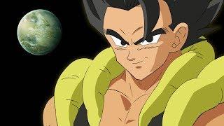 Gogeta in Universe 6 AFTER Dragon Ball Super
