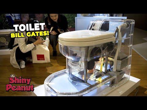 Bill Gates Percaya Toilet Ini Dapat Mengubah Dunia