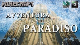 Avventura nel paradiso - Minecraft Machinima italiano ITA HD 720p