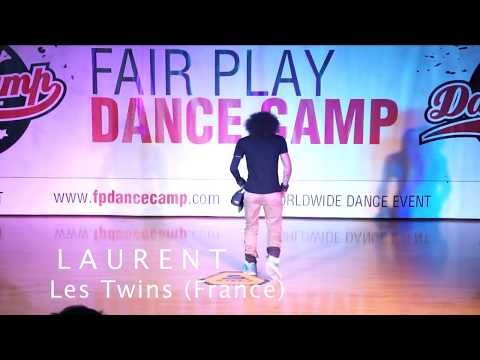 Les Twins & Kenzo Alvares | Judges Demo | Fair Play Dance Camp 2012 | [HD]