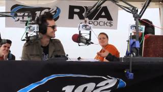 Download Lagu XL102 Chili Cook Off 2014  Panic! At The Disco Interview with Tamo Gratis STAFABAND