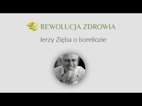 Jerzy Zięba - Borelioza - Rewolucja Zdrowia