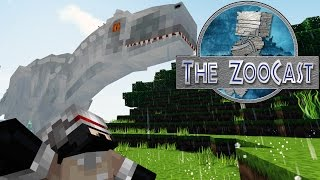 Minecraft Jurassic World Season 2 - INDOMINUS REX HAS ESCAPED! (Jurassicraft 2.0)