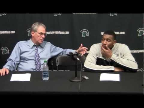 Men's Basketball: USC Upstate vs. Hiwassee College Highlights and Post Game